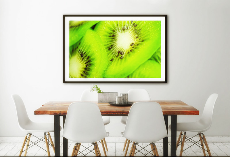 How to Decorate Your Kitchen With Framed Art Prints