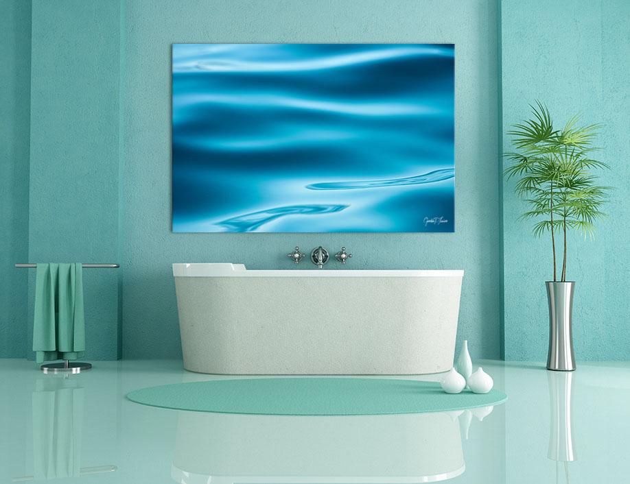 Image gallery modern bathroom art for Bathroom image gallery