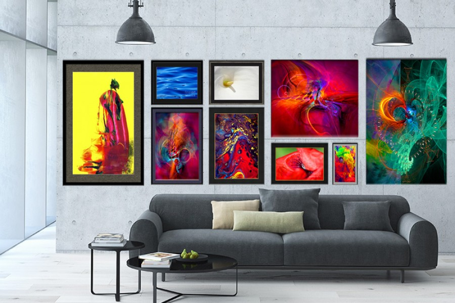 Art Prints and Posters to Spruce Up Your Rooms