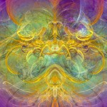 Obeisance to Nature Wall Art Prints - Digital Abstract Art Prints - Obeisance to Nature