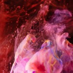 Thoughts - Paint Pouring Abstract Photography Prints Collection - Modern Art Prints
