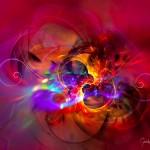 Digital Abstract Composition - Jokerman