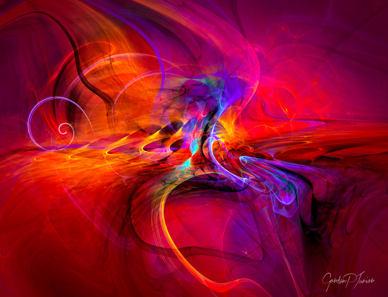 Digital Abstract Art – New Series Is Finally Out