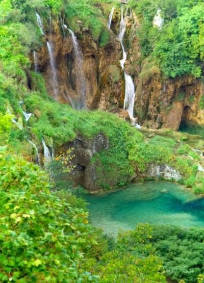 High Waterfalls