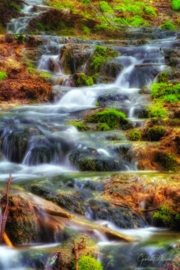 Dry Summer Falls