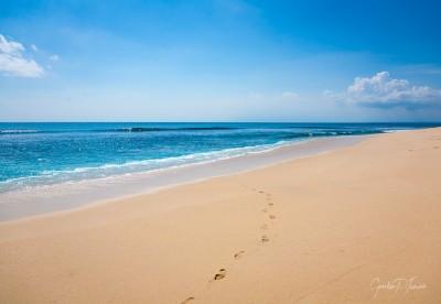Balinese beach