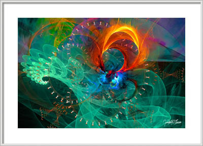 Modern Art Prints - Colorful Abstract Wall Art Collection